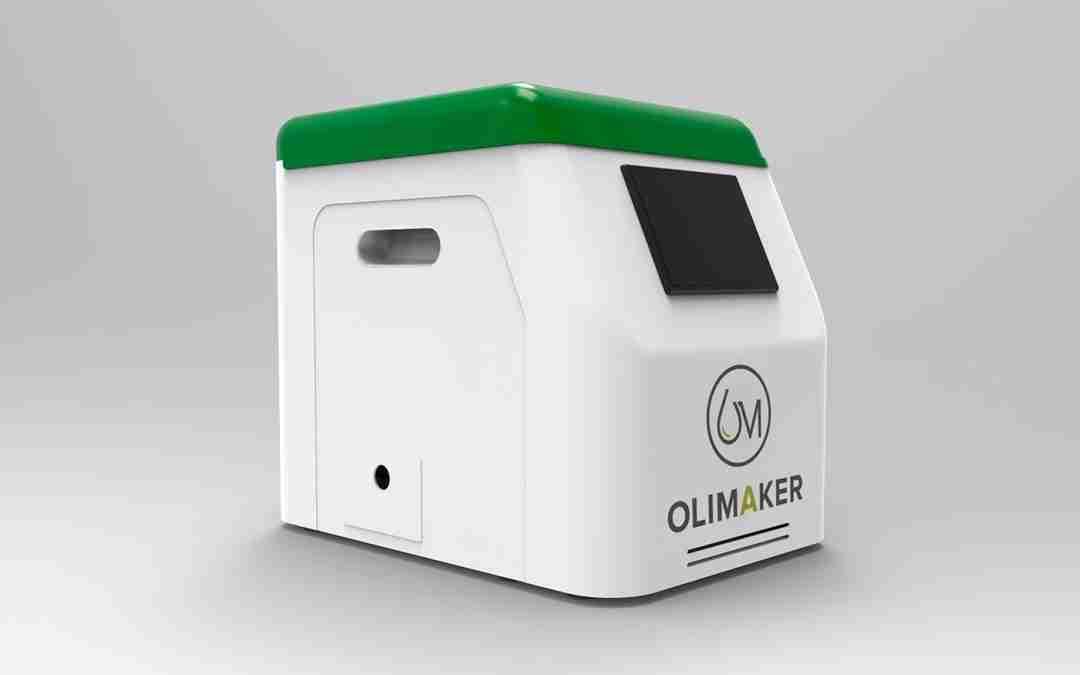 Olimaker, la microalmanzara de precisión